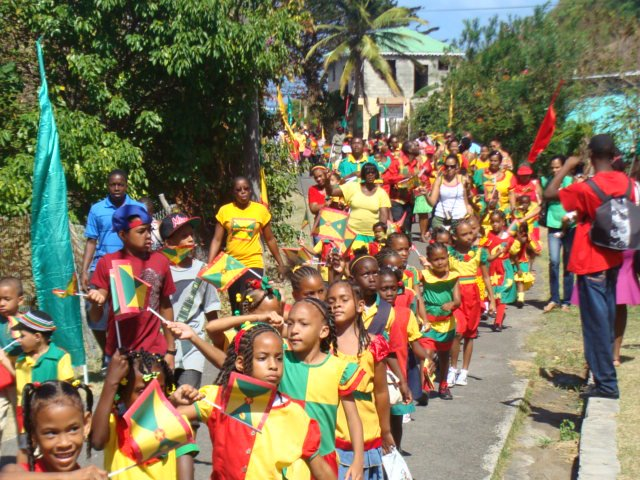 From here to there - the places we go!: Happy Independence ... |Happy Independence Day Grenada