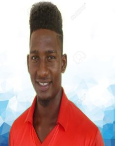 Roland Cato becomes youngest captain of the senior national team