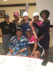 CWI MEETS WITH WINDIES WOMEN PATRONS IN JAMAICA