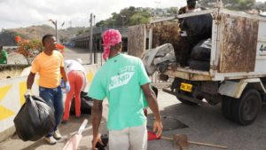 NNP COMPLETES SUCCESSFUL ENVIRONMENTAL DAY CLEAN UP