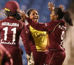 Fletcher 3 for 15 help Windies Women beat England