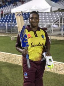WINDIES lose, despite McLean's Half-Century
