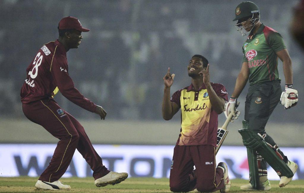 Windies Clinch T20 Series In Crushing Victory Voer Bangladesh Spiceislander Com